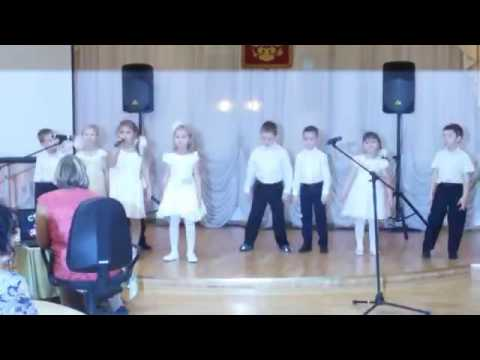 Детский вокальный ансамбль «Наследники»