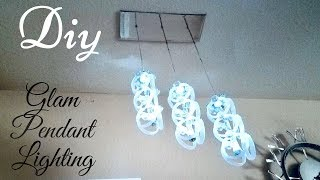 Diy Hanging Lightings For Quick And Easy Lighting Solutions Used For Home Decorating.