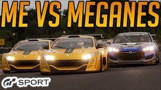 Gran Turismo Sport: Me VS Meganes (Again)