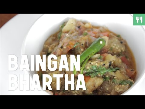 Baingan bhartha (punjabi style) | Indian Food