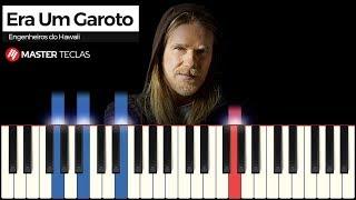 💎  Era Um Garoto   Engenheiros Do Hawaii   Piano Tutorial 💎