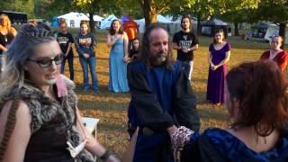 Medieval Wedding Ceremony