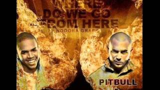 Chris Brown feat. Pitbull - Where do we go from here [New RNB 2011]