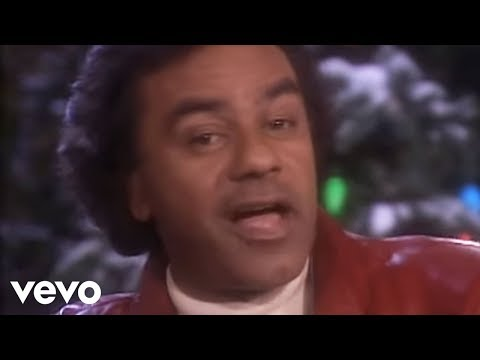 Johnny Mathis - Its Beginning to Look a Lot Like Christmas - Christmas Radio