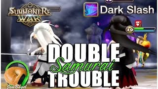 summoners war sige and tosi who is the better samurai most