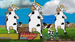 La Vaca Lola - Hugo Ruiz - El Bebé de Los Teclados (Video)