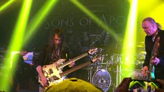 Sons Of Apollo - Just Let Me Breathe (Dream Theater)