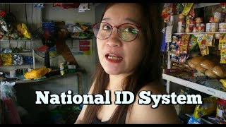 Philippine National ID system peoples reaction .