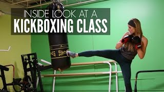 What To Expect At A Kickboxing Class | Keltie OConnor