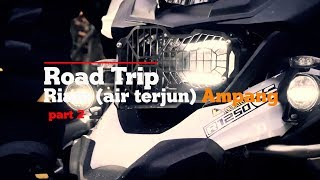 preview picture of video 'Road trip to Riam Ampang part 2'