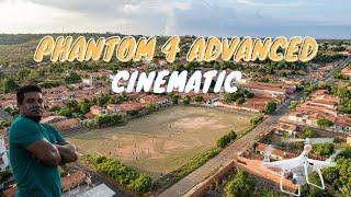 Campo dos negrões Barra do Corda - Ma / DJI Phantom 4 advanced cinematic