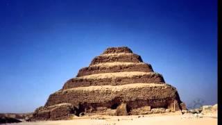Пирамида Джосера. Египет
