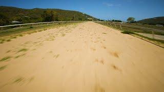 Raw Warmup Pak At The Horse Track | JOSKI FPV