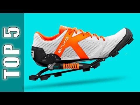 5 Increíbles Zapatillas Futuristas, Que Tienes Que Ver para Creer | #Tecnología