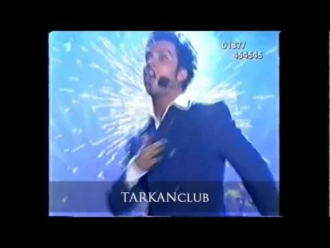 TARKAN: Şımarık - 1999, German TV Channel ARD, Stars 99