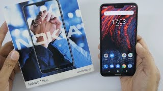 Nokia 6.1 Plus (Nokia X6) Unboxing & Overview Ideal Mid-ranger or Not
