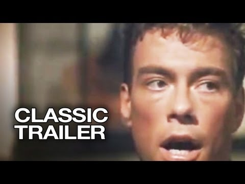 Bloodsport Official Trailer #1 - Forest Whitaker Movie (1988) HD видео