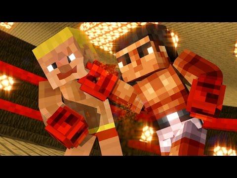 Minecraft | BOXING MOD Showcase! (Mike Tyson, Boxing World Champions)