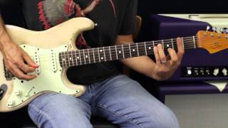 How To Play - Tom Petty - U Get Me High - Guitar Lesson - EASY