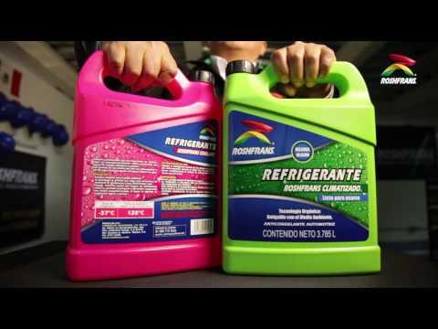 Anticongelante y Refrigerante: ¿Cuál es la diferencia?