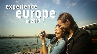 Visit Europe in 2018 with Princess Video