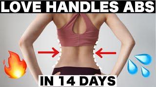 【8分】脇腹のぜい肉を落としキュッと引き締まったお腹を手に入れる!立ち腹筋エクササイズ