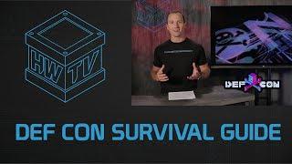 DEF CON Survival Guide
