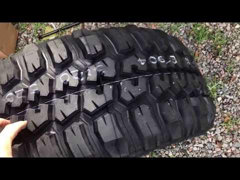 2017 cummins 20x10 wheels (no lift)