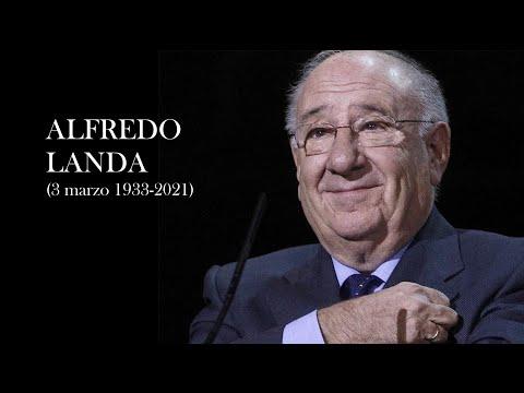 EN RECUERDO DE ALFREDO LANDA (3 DE MARZO 1933-2021)