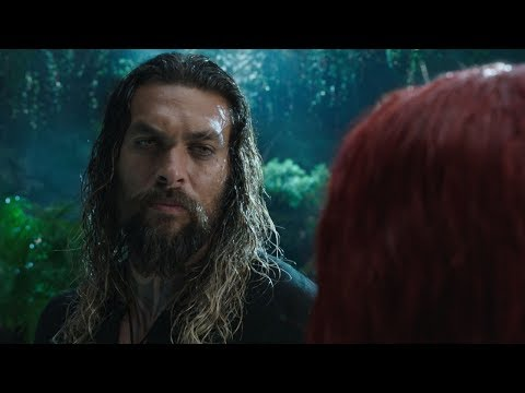 Aquaman 2018. Extended Trailer.