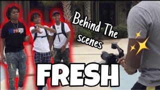 """BAD KIDS BEHIND THE SCENES """" FRESH """" VIDEO SHOOT"""