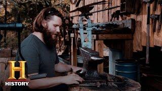 Iron & Fire: Daniel's Workshop: The Anvil   History