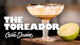 Move over Margarita, it's time to meet the Toreador!