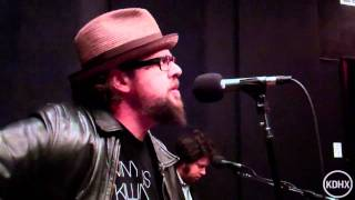 "Drive-By Truckers ""Ray's Automatic Weapon"" Live at KDHX 10/28/11 (HD)"