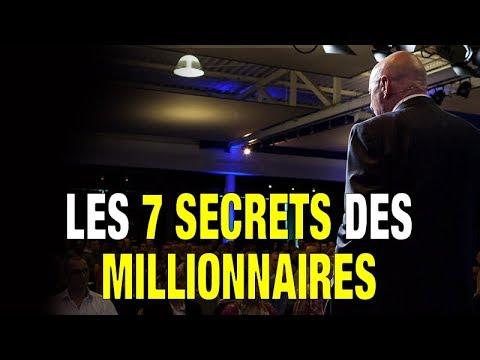 Les 7 Secrets Des Millionnaires