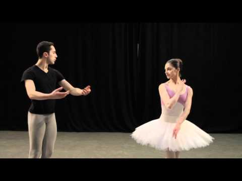 ABC of ballet: mime
