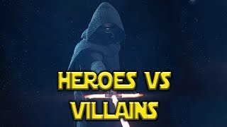 Will This Cure My SWGoH Addiction?  Heroes VS Villains Battlefront 2 Kylo Ren Is Amazing
