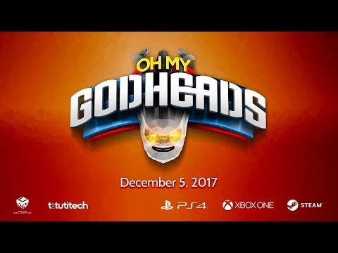 Oh My Godheads - Trailer thumbnail