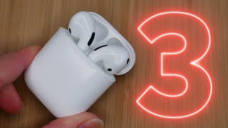 New AirPods 3 rumors and leaks