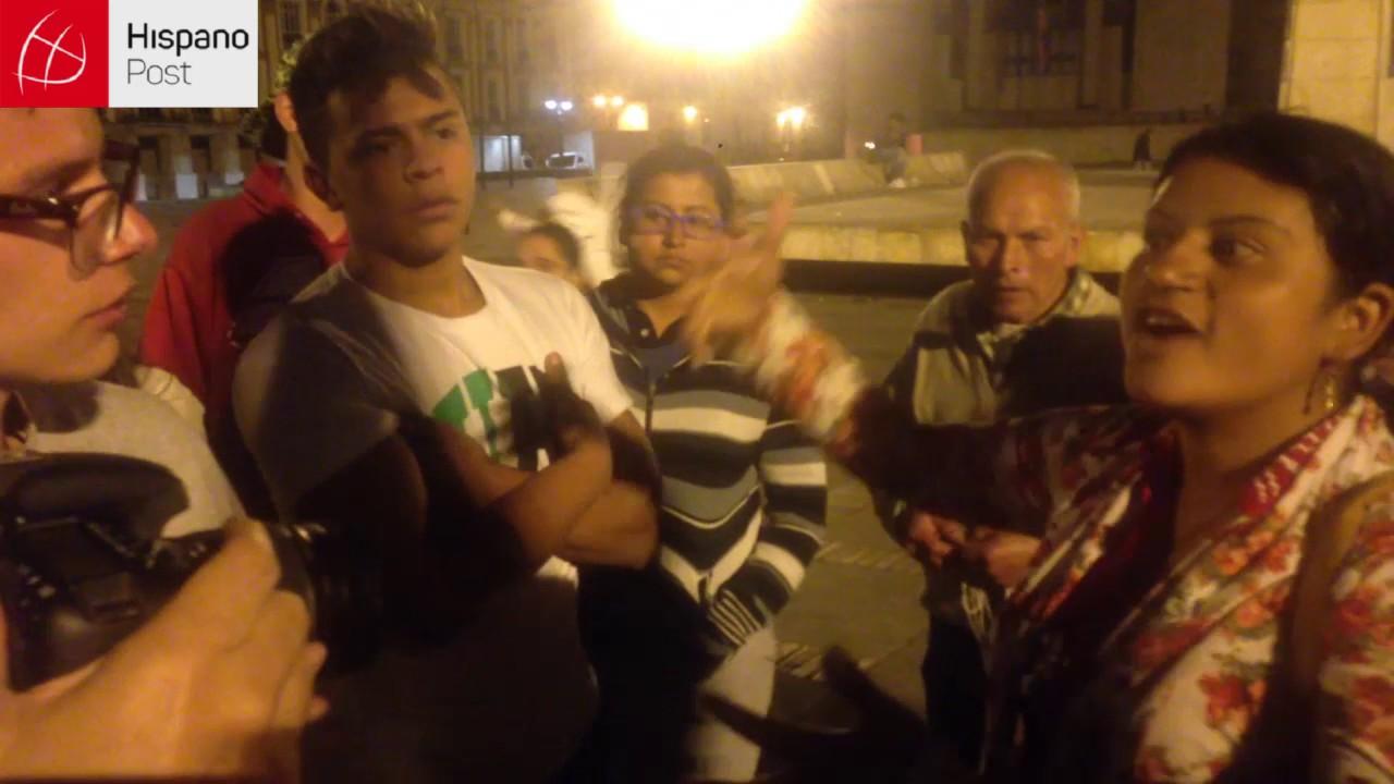 Plebiscito profundizó división en Colombia