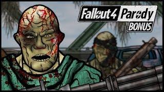 Fallout 4 Parody: Super Mutant's Revenge