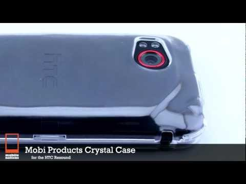 Mobi Products Crystal Case for HTC Rezound