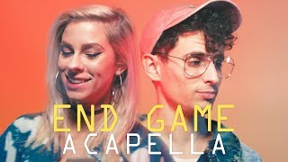 Taylor Swift - End Game ft. Ed Sheeran, Future [ACAPELLA COVER]