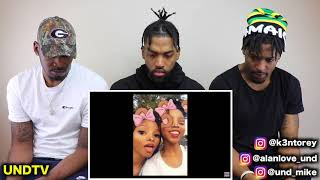 CHLOE X HALLE   GROWN (FROM GROWNISH) [REACTION]
