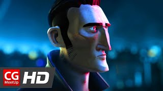 """CGI Animated Short Film """"Walter Short Film"""" by Louis Marsaud, Clement Dartigues, Theo Dusapin"""