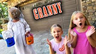 We Get Boo'd During Haunted House Tour!!!
