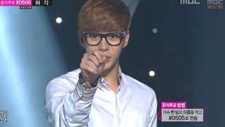 VIXX - G.R.8.U, 빅스 - 대.다.나.다.너, Music Core 20130824