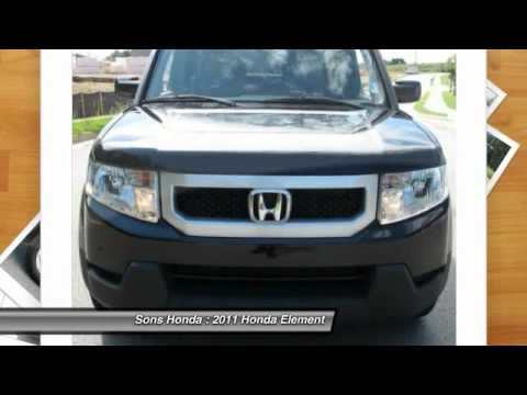 2011 Honda Element McDonough GA P3872