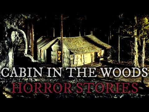 6 Scary Cabin In The Woods Stories (Vol. 4)