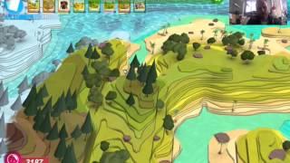 Godus Beta V2.03 - Land Expansion